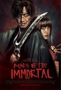 Subtitrare Blade of the Immortal (2017)